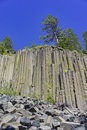 Special Geology In Devils Postpile National Monument Royalty Free Stock Images - 75648279