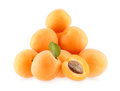 Apricots Stock Images - 75651534