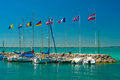 Marina For Yachts Royalty Free Stock Images - 75678059
