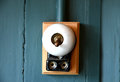 Old Light Switch Royalty Free Stock Photos - 75683518