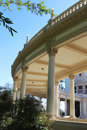 A Colonnade Royalty Free Stock Photography - 75695867