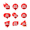 Set Hot Sale Red Stock Image - 75716881