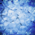 Fresh Cool Ice Cube Royalty Free Stock Image - 75742996