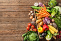 Assortment Of  Fresh Vegetables Royalty Free Stock Image - 75748816