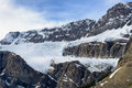 Crowfoot Glacier In Banff NP Stock Photos - 75756473