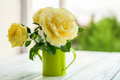 Yellow Roses Bouquet Royalty Free Stock Image - 75793846