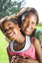 African Sisters Stock Image - 7581911