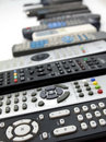 Huge Array Of Remote Controls Royalty Free Stock Images - 7588729
