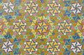 Oriental Mosaic Decoration Royalty Free Stock Photography - 7589177