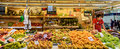 Vendors Selling Fresh Fruits In Mercado Central Royalty Free Stock Photography - 75806527