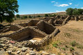 Aztec Ruins National Monument In New Mexico Royalty Free Stock Images - 75811229