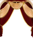 Curtain Royalty Free Stock Photography - 769707