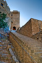 Ancient Stairway Royalty Free Stock Photos - 7602388