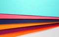 Color Papers Background Stock Photo - 76011020