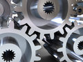 Gear Wheels Royalty Free Stock Photography - 7614917
