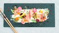 Japanese Fish Dish Stock Photos - 76139443