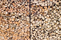 Pile Of Wood Royalty Free Stock Photos - 7627848