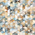 Vector Seamless Multicolor Gradient Triangle Shape Grid Geometric Pattern Stock Photography - 76276402