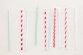 Drinking Straws Background Stock Images - 76297584