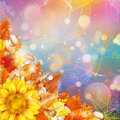 Autumn Concept Background. EPS 10 Royalty Free Stock Image - 76364126
