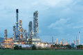 Oil Refinery Plant Tower Royalty Free Stock Photo - 76393395