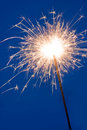 Sparkler Royalty Free Stock Image - 7641246