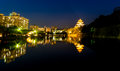 Hiroshima City Light Reflection Royalty Free Stock Photo - 76411195