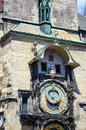 Astronomical Clock In Prague Royalty Free Stock Photography - 76412337