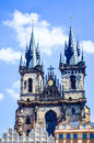 Church Of Our Lady Before Tyn Stock Image - 76412381