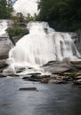 High Falls In Dupont State Forest North Carolina Royalty Free Stock Images - 76488539