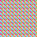 Bright Colorful Seamless Pattern For Baby Style Royalty Free Stock Image - 76567516