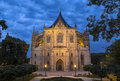 St. Barbara Cathedral In Kutna Hora, Bohemia, Czech Republic. Stock Photos - 76628903