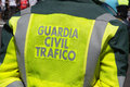 Spain Guardia Civil Traffic Officers Stock Photo - 76641020