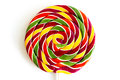 Lollipop Isolated On A White Background Royalty Free Stock Image - 76657176