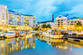 Chelsea Harbor Stock Images - 76659154