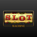 Slot Machine Royalty Free Stock Photo - 76665005