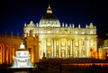 St. Peter S Cathedral  In Rome, Italy Stock Images - 76692714