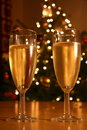 Festive Champagne Royalty Free Stock Image - 7672716