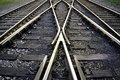 Rail Tracks Royalty Free Stock Images - 7676729