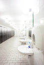 Doors From Toilets And Sinks Stock Photography - 76708802