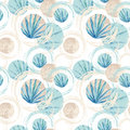 Abstract Summer Geometric Seamless Pattern. Royalty Free Stock Photo - 76723835
