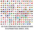 World Flags All Stock Photo - 76727130