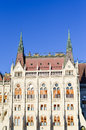 The Parliament In Budapest Royalty Free Stock Image - 76786406