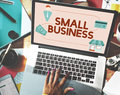 Small Business Niche Market Products Ownership Entrepreneur Conc Stock Images - 76835584