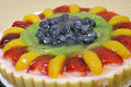 Fruit Tart Royalty Free Stock Photo - 7698565