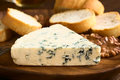 Blue Cheese Royalty Free Stock Photography - 76922207