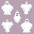 Halloween Ghosts Royalty Free Stock Image - 76940396