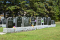 Waterloo Cemetery Stock Images - 76951854