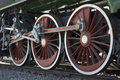 Train Wheels Stock Image - 776401