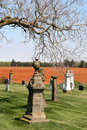 Country Cemetery Royalty Free Stock Images - 778259
